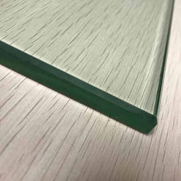 10mm 12mm Clear Tempered Glass Sheet For Door