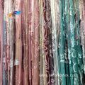 Voile Embroidery 100% Polyester Sound Proof Curtain