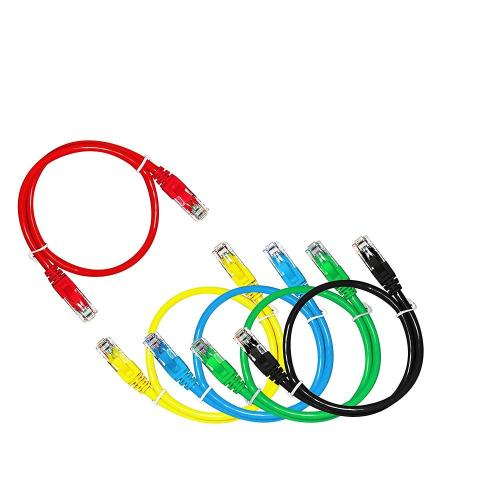 CAT5E Length Management Connectors Patch Cable