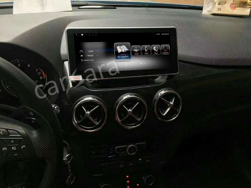 Android Benz B1215 After Installation