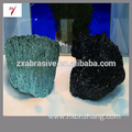 Quality Assurance abrasive customized green/black silicon carbide limp/