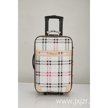 EVA Printed Soft Suitcase Zipper