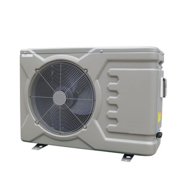 Cooling and heating pool spa heaters