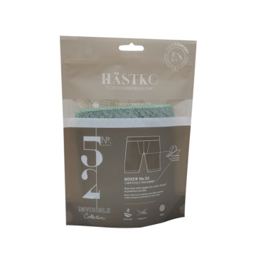 Garment Packaging Plastic Free Clothing Bag Biodegradable