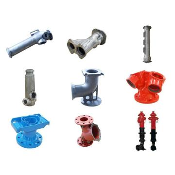 Cast Iron fire hydrant accessories