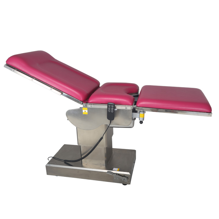 Electrical hydraulic Power Gynecology Examination Chairs