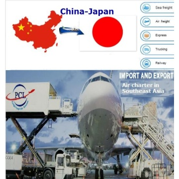 Competitive air freight  from Shenzhen to Japan NRT KIX NGO airport