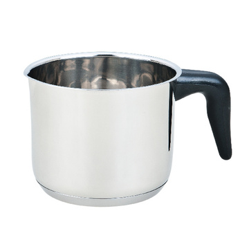 Stainless Steel Milk Pot with Bakelite Handle