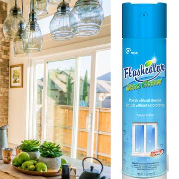 aerosol multi purpose glass cleaner household