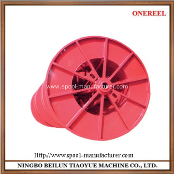 aluminium wire cable drum
