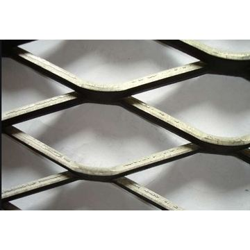 Curtain wall decorative metal expanded decorative metal mesh