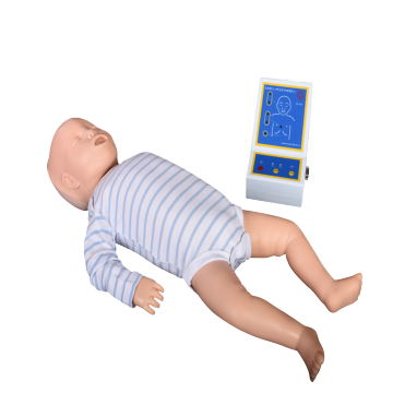 Infant CPR Training Model