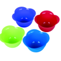 Cute 100% BPA Free Silicone Egg Poacher Cups
