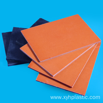 Insulating Orange and Black Phenolic Resin Plate
