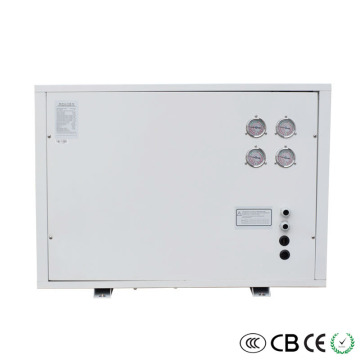 Heat pump with cooling and heating function