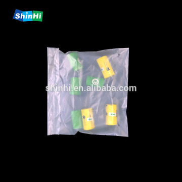Compostable biodegradable Self-adhesive PLA  bag