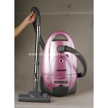 pink speed control vacuum cleaner