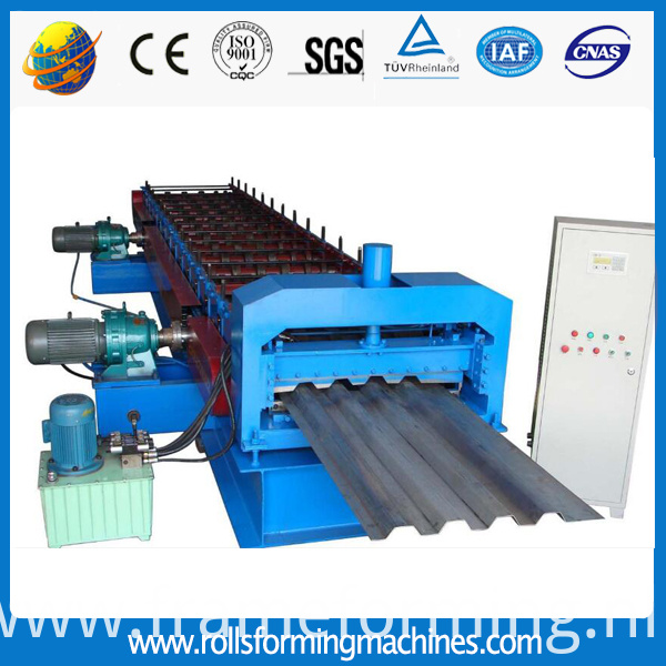 cargo plate roll forming machine