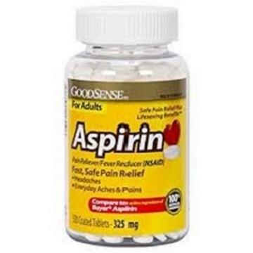 aspirin dosage for dogs