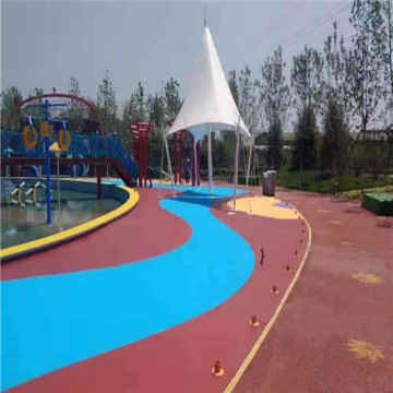 Customized Colorful Antiskid Road