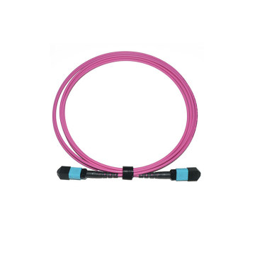 MPO OM4  Fiber Optic Patch Cord