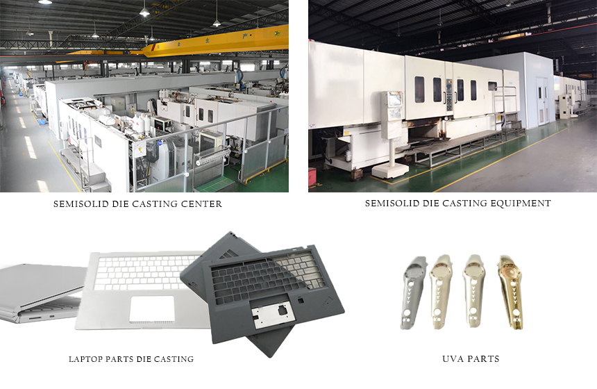 Precision Mg Die Casting