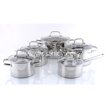 Stainless Steel Cooker Kit