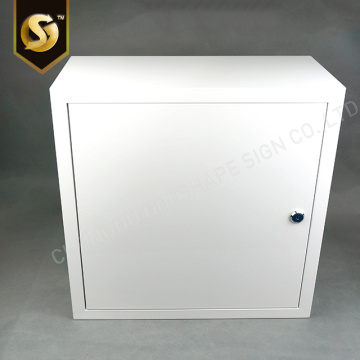 Home Door Wall Mounted Stainless Steel Mailboxes Letterboxes