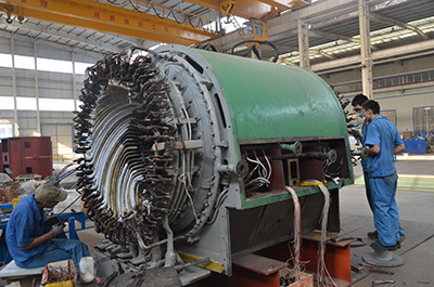 Steam Turbine Generator Care