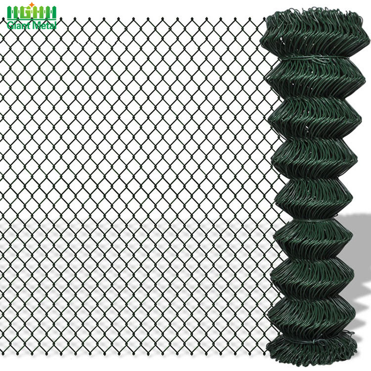 Trellis Fabric Chain Link Diamond Cyclone Fence