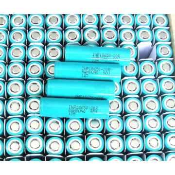 Most Powerful Flashlight Battery Samsung 2Ah (18650PPH)