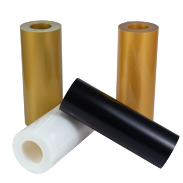 laminating film esd transparent PET PS plastic sheet