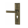 Door handle made of zinc alloy die-casting