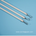 9.5mm Fiberglass curtain baton/wand/pull rod for curtain