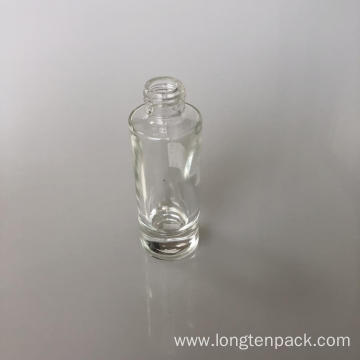 45ml column heavy glass bottle