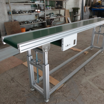 Factory Supply Height Adjustable Belt Conveyor