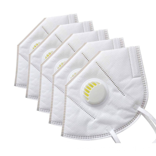 Breathable N95 Face Filter Mask with filter