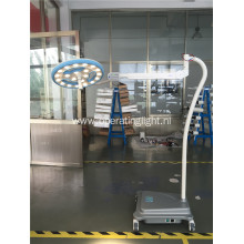 battery operated mobile led operating light