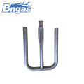 Natural gas boiler parts gas burner for oven