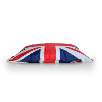 New Unfilled bean bag cover flag pillow