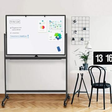 WEYOUNG Hot Magnetic Double Sided Mobile Writing Board