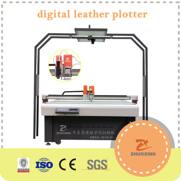 Popular Hot Sale CNC Leather Cutter Machine