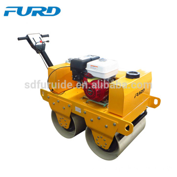 Honda power double drum baby roller for road compaction (FYL-S600)
