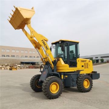 1ton mini home use economy wheel loader