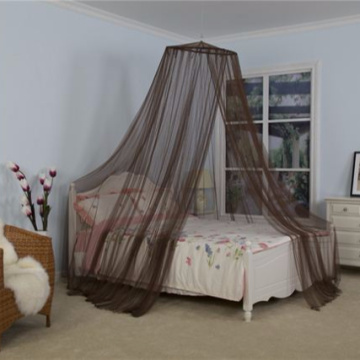 100% polyester protector mosquito net canopy for cribs