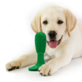 BPA Free Silicone Dog Chewing Toy Toothbrush Toy