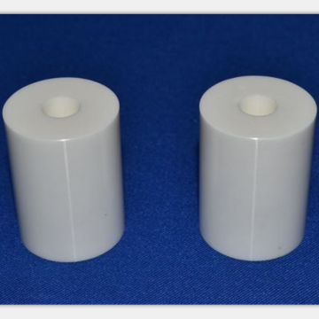 High Hardness Mirror Polished Zirconia Ceramic Tube