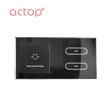 Card Key Energy Saving Switch