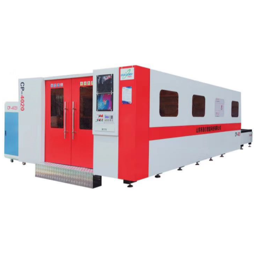 CNC Laser Cutting Machine Steel
