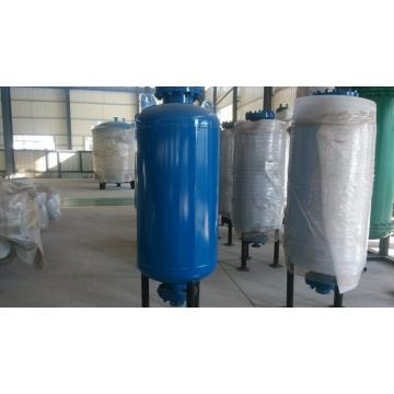 Customized Carbon Steel Water Tank with Capsule